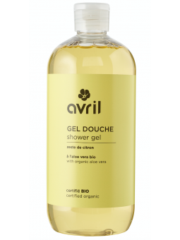 Gel douche Zeste de citron...