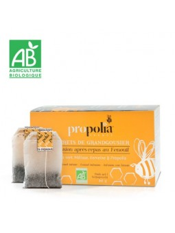 Infusion digestion propolis...