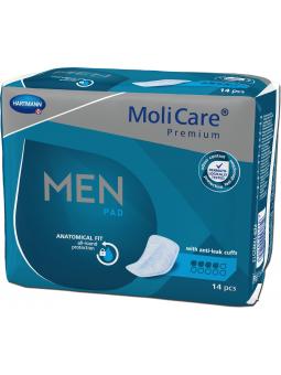 Molicare Premium Men pads 4...