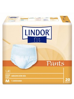 LINDOR 7 Gouttes fit Pants...